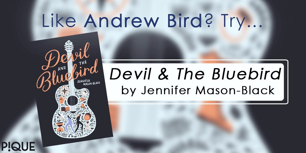readalike devil and the bluebird jennifer mason black