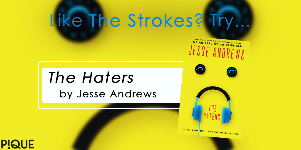 readalike the haters jesse andrews