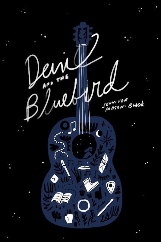 devil and the bluebird cover mockup monica 3