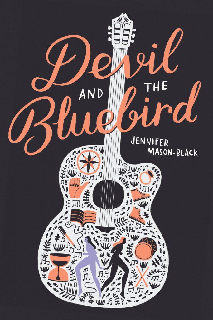 devil and the bluebird cover jennifer mason black