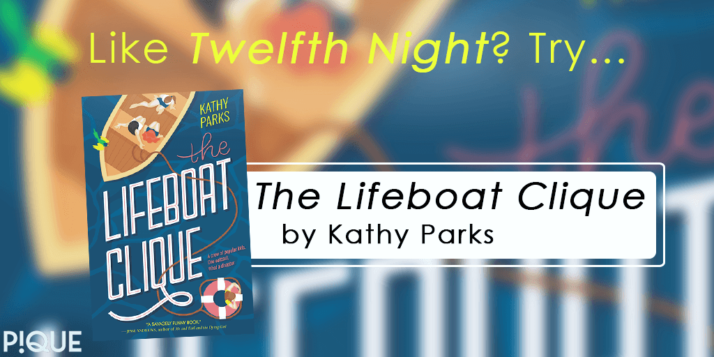 readalike the lifeboat clique kathy parks