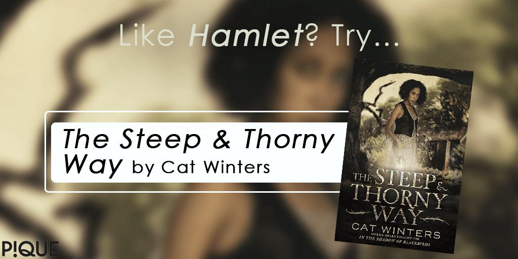 readalike the steep and thorny way cat winters
