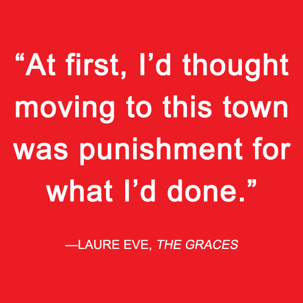 the graces laure eve quote