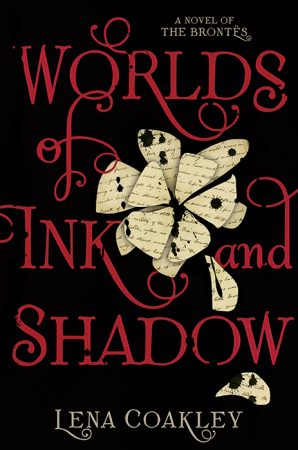 WORLDS OF INK AND SHADOW by Lena Coakley