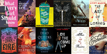 72 Ya Books To Be Excited About In The First Half Of 2019 Pique Pique